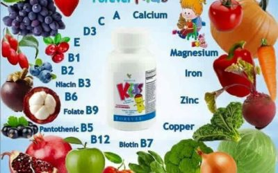 Forever Kids Multivitaminas